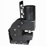 CH-80-1copper platoon punching machine (black)